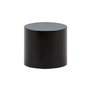 15/415 Black Urea Radius Top Closure