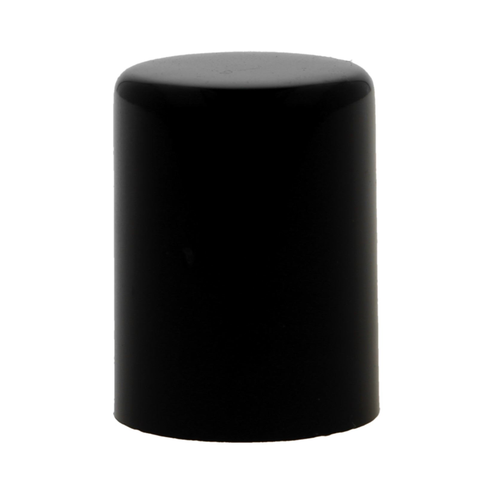 18/415 Black Polyprop Radius Top Closure