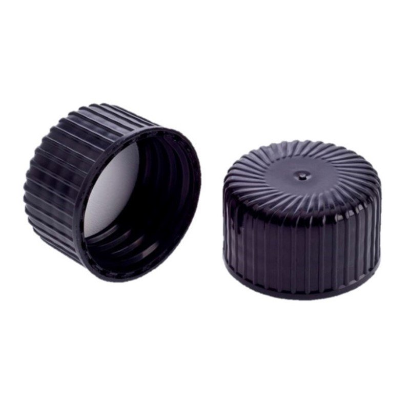 24/410 Black Screw Closure