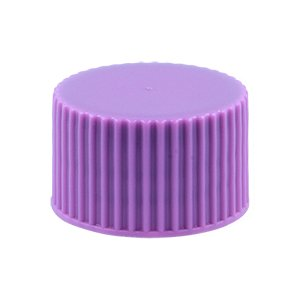 28/410 Purple Screw Closure PP Heavy Col 32374