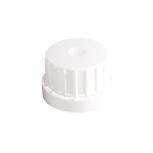 32 mm White Tamper Evident Closure