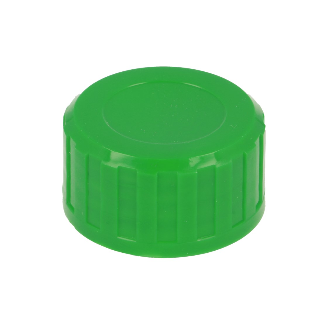 38mm Green Screw Closure PP EPE Col 7087