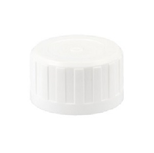 38mm White Screw Closure Steran Wadded