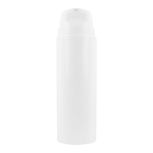 150ml White Round PP Amaryllis Airless Bottle Assembly