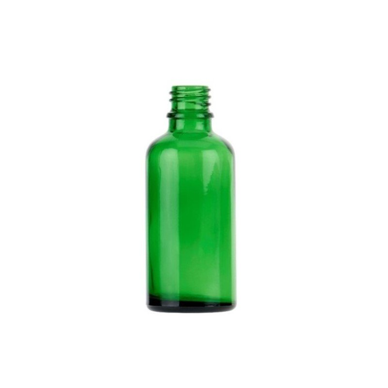 50ml Green Aura Dropper Bottle