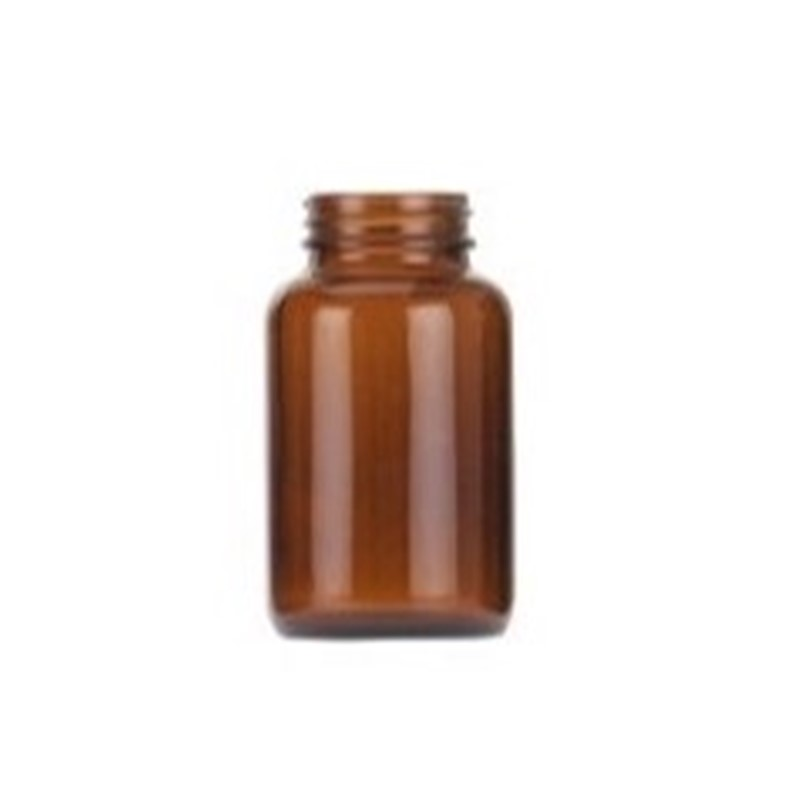 100ml Amber Powder Jar