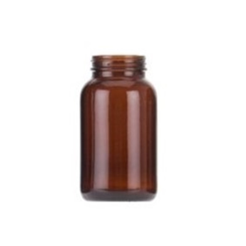 250ml Amber Powder Jar