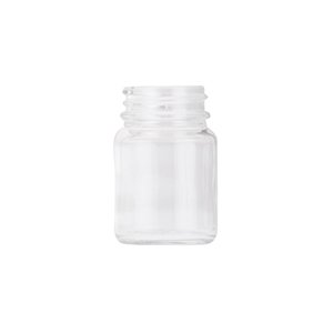 30ml Clear Powder Jar
