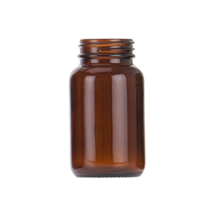120ml Amber Powder Jar