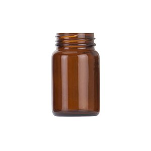 60ml Amber Powder Jar