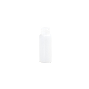 30ml Natural HDPE Standard Cylindrical Bottle
