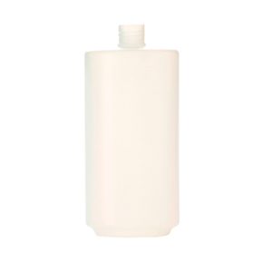 1 L Natural HDPE Inverted Soap Dispenser Bottle