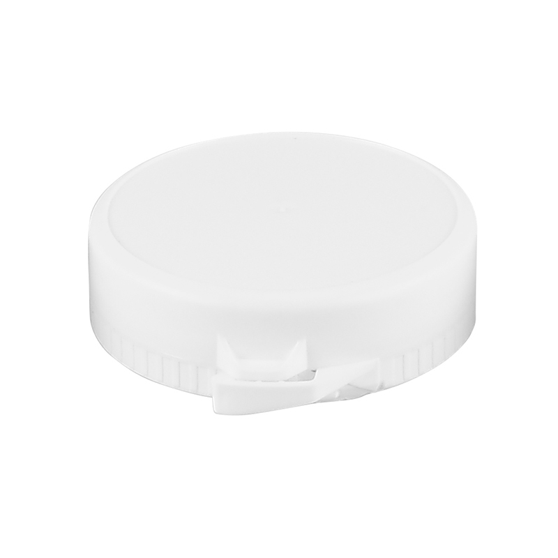49mm White LDPE Snap Secure Closure