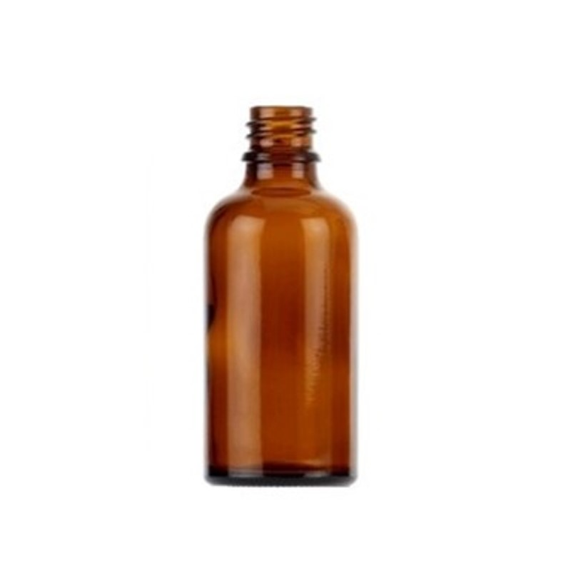 50ml Amber Fusion Dropper Bottle