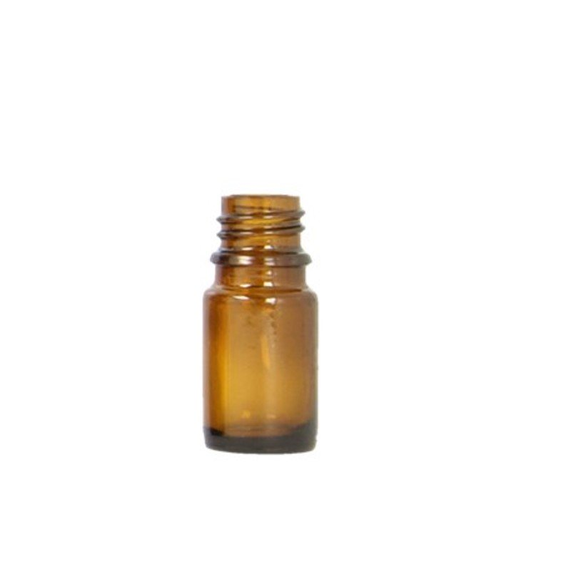 5ml Amber Fusion Dropper Bottle