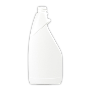 500ml White HDPE Oblong Triggerspray Flask