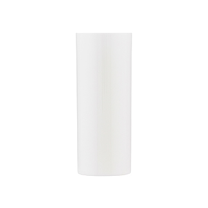 50ml White Round PP Mystique Airless Bottle Assembly
