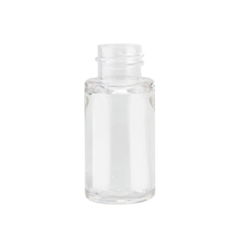 15ml Clear Iona Cylindrical GlassPET® Heavy Weight PET Bottle
