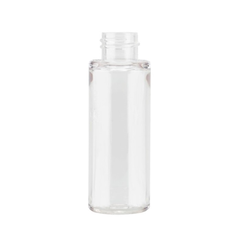 30ml Clear Iona Cylindrical GlassPET® Heavy Weight PET Bottle