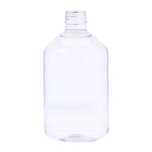 500ml Clear PET Veral Bottle