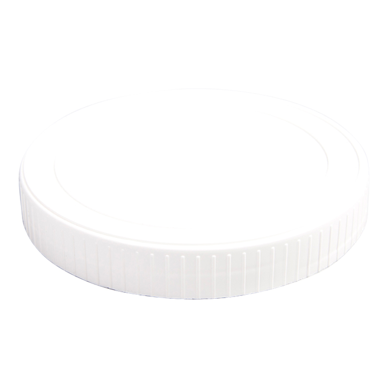 R3/115 White PP Closures for Straight Sided Jars
