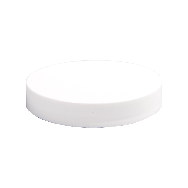R3/77 White PP Screw Closure White Wadless