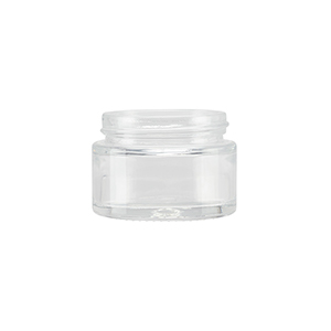 30ml Clear Round Glass Richmond Jar