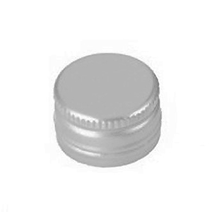 20mm Silver Roll-on Pilfer Proof Closure Linerless