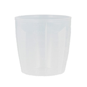 60ml Natural PP Measuring Cup