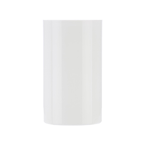 100ml White Round PP Shadow Airless Bottle Assembly
