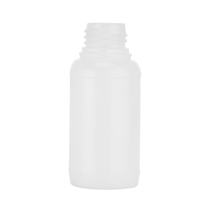 150ml Natural LDPE Low Density Standard Round