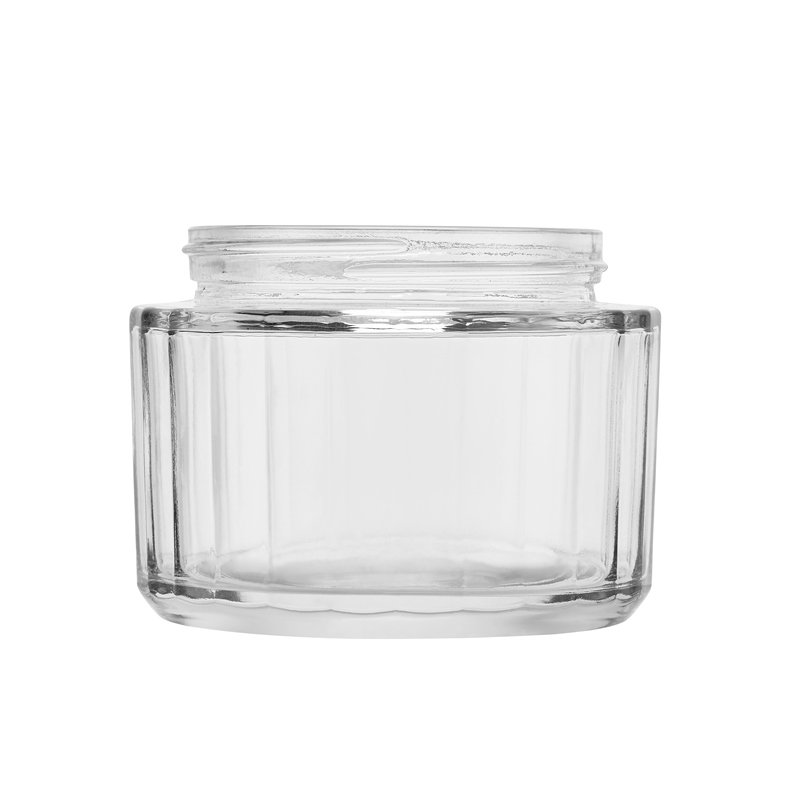 175ml Clear Victoria Jar