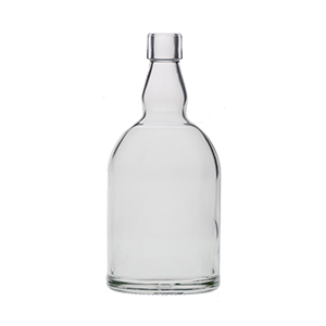 700ml Clear Winch Bottle Corkmouth