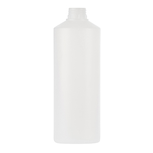 1500ml Natural HDPE Wide Neck Swipe Bottle