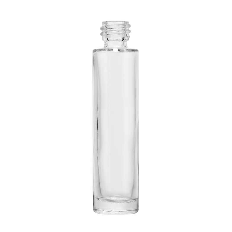 25ml Clear Apollo Perfume Bottle Screw Neck