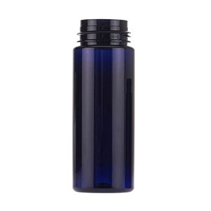 150ml Blue PET Foam Pump Cylindrical Bottle