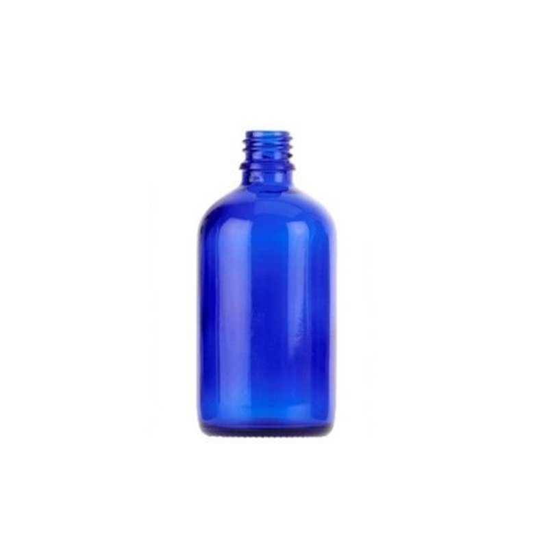 100ml Blue Echo Dropper Bottle