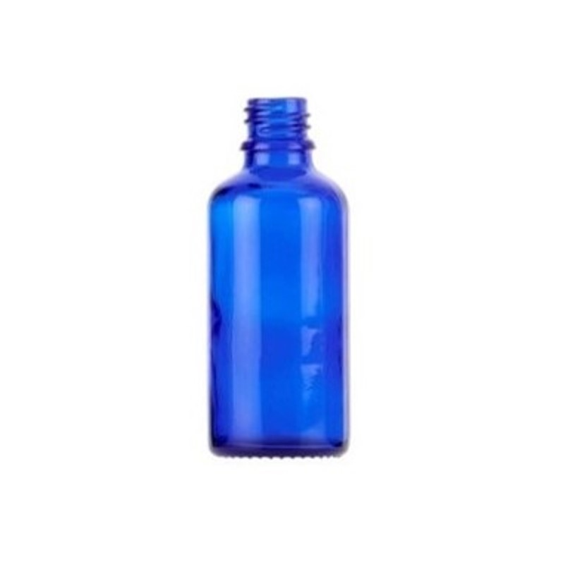 50ml Blue Echo Dropper Bottle