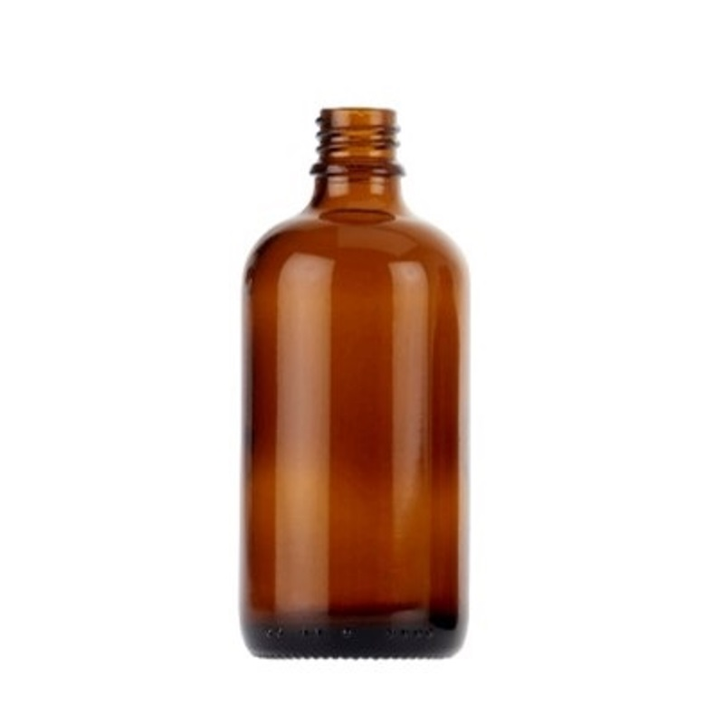 100ml Amber Fusion Dropper Bottle