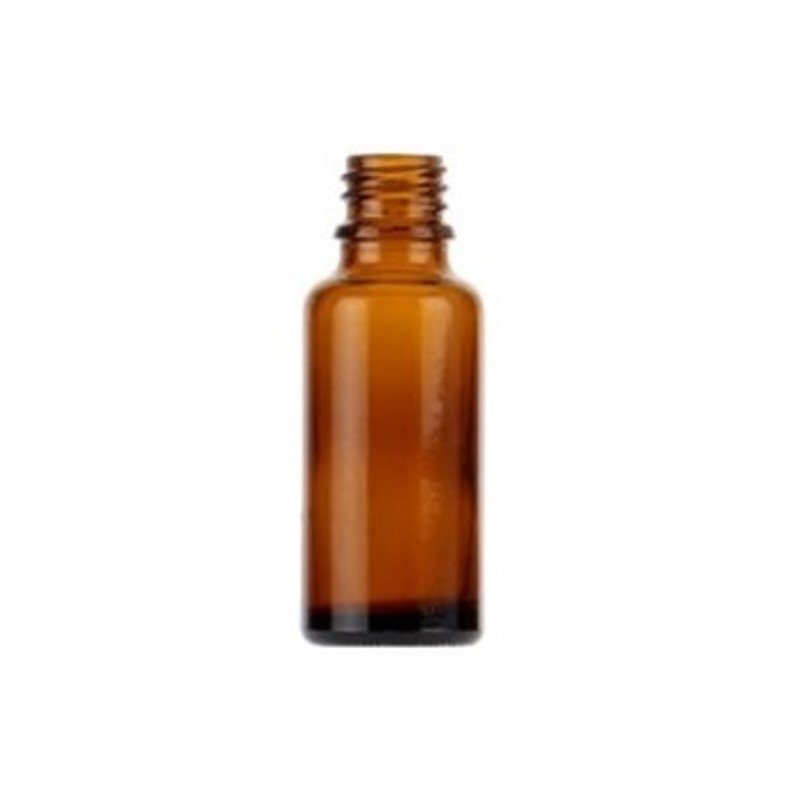 25ml Amber Fusion Dropper Bottle