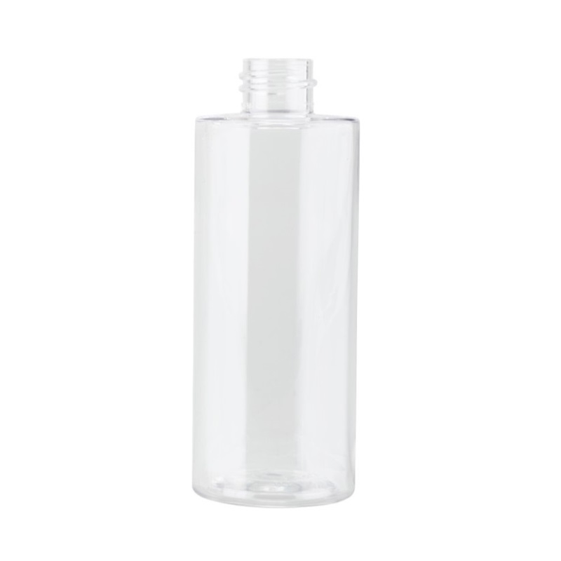 100ml Clear Iona Cylindrical GlassPET® Heavy Weight PET Bottle