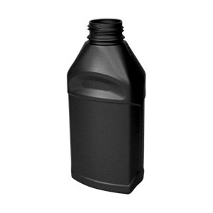 500ml Black Ultrapack Bottle